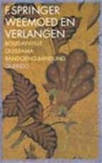 Weemoed en verlangen - F. Springer (ISBN 9789021482729)