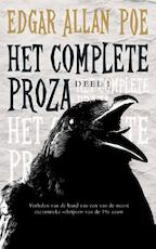 Het complete proza / deel 1 - Edgar Allan Poe (ISBN 9789048832965)