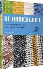 De haakbijbel - Sarah Hazell (ISBN 9789089983756)