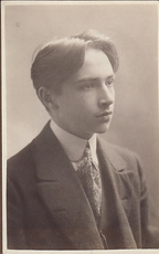 René Victor - Portretfoto ca. 1912 (foto Verbeeck en Co.)