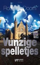 Vunzige spelletjes - Rob van Doorn (ISBN 9789086603107)