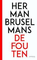 De fouten - Herman Brusselmans (ISBN 9789044631128)