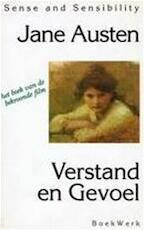 Verstand en gevoel - Jane Austen, Elke Meiborg, Textcase (ISBN 9789054021513)