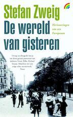 De wereld van gisteren - Stefan Zweig (ISBN 9789041712219)