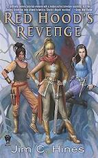 Red Hood's Revenge - Jim C. Hines (ISBN 9780756406080)