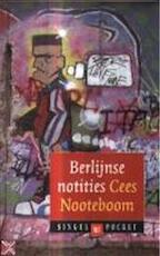 Berlijnse notities - Cees Nooteboom (ISBN 9789041330918)