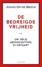 Vrijheid van meningsuiting - Johan Op de Beeck (ISBN 9789492626042)