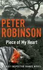 Piece of my heart - Peter Robinson (ISBN 9780340836880)