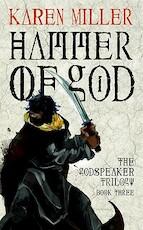 Hammer of God - Karen Miller (ISBN 9780316008372)