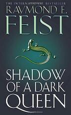 Shadow of a dark queen - Raymond E. Feist (ISBN 9780006480266)