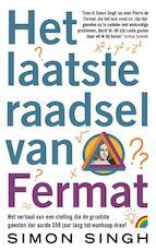 Het laatste raadsel van Fermat - Simon Singh (ISBN 9789041712745)