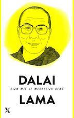 Zijn wie je werkelijk bent - Dalai Lama (ISBN 9789401608893)