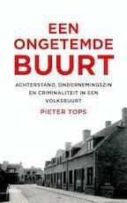 Een ongetemde buurt - Pieter Tops (ISBN 9789460035357)