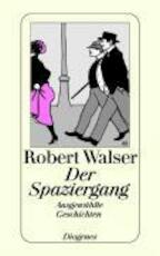 Der Spaziergang - Robert Walser (ISBN 9783257200652)