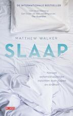 Slaap - Matthew Walker (ISBN 9789044540352)