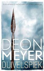 Duivelspiek - Deon Meyer (ISBN 9789044965339)