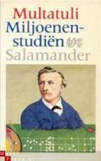 Miljoenen-studiën - Multatuli (ISBN 9789021495859)
