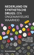 Nederland en synthetische drugs - Pieter Tops (ISBN 9789462749313)