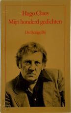 Mijn honderd gedichten - Hugo Claus
