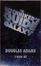 The Hitchhiker's Guide to the Galaxy - Douglas Adams (ISBN 0330443615)