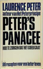 Peter s panacee - Peter (ISBN 9789026704062)