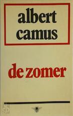 De zomer - Albert Camus, Anton Van Der Niet (ISBN 9789023405498)