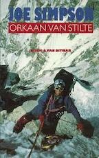 Orkaan van stilte - Joe Simpson, Paul Heijman (ISBN 9789038867656)