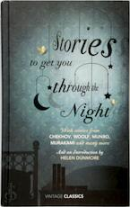 Stories to get you through the night - Katherine Mansfield, Varios Autores (ISBN 9780099541073)