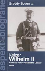 Keizer Wilhelm II - Graddy Boven (ISBN 9789059116528)