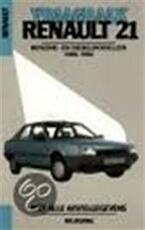 Vraagbaak Renault 21 - P.H. Olving (ISBN 9789020123562)