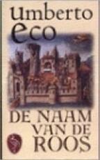 De naam van de roos - Umberto Eco (ISBN 9789035126664)