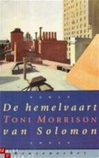 De hemelvaart van Solomon - Toni Morrison, Piet Verhagen, Ronald Beek (ISBN 9789050931984)