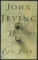 Weduwe voor een jaar - John Irving (ISBN 9789041402837)