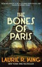 Bones of Paris - Laurie R King (ISBN 9780749015879)