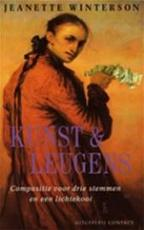 Kunst & leugens - Jeanette Winterson (ISBN 9789025406233)