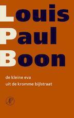 De kleine Eva uit de Kromme Bijlstraat - Louis Paul Boon (ISBN 9789029564458)