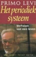 Periodiek systeem - Primo Levi (ISBN 9789029020534)