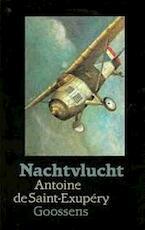 Nachtvlucht - Antoine de Saint-exupéry, Hetty Renes (ISBN 9789065511041)
