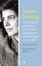 Zoals de geest verbonden is aan het lichaam - Susan Sontag (ISBN 9789023475064)