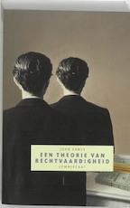 Theorie van rechtvaardigheid - John Rawls (ISBN 9789047701606)