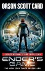 Ender's Game - Orson Scott Card (ISBN 9780356501888)