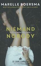 Nobody - Marelle Boersma (ISBN 9789461091543)