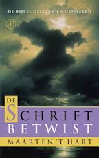 De Schrift betwist - Maarten 't Hart (ISBN 9789029573290)