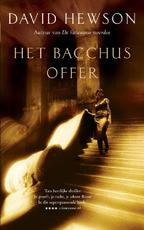Het Bacchus offer - David Hewson (ISBN 9789026126390)