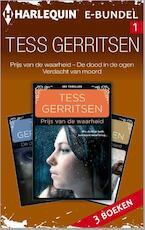 Tess Gerritsen 1 - Tess Gerritsen (ISBN 9789461996473)