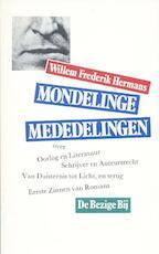 Mondelinge mededelingen - Willem Frederik Hermans