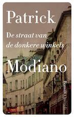 De straat van de donkere winkels - Patrick Modiano (ISBN 9789021458205)