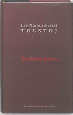 Studentenjaren - Lev Nikolajevitsj Tolstoj, Lev Tolstoj (ISBN 9789089670212)