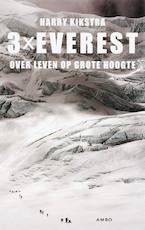 3x Everest - Harry Kikstra (ISBN 9789026322334)