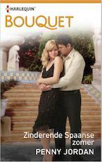 Zinderende Spaanse zomer - Penny Jordan (ISBN 9789402504019)